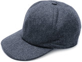 Brunello Cucinelli classic baseball cap - men - Cotton/Wool - M