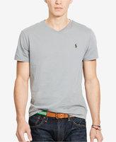 Polo Ralph Lauren Men's Core Medium-Fit V-Neck Cotton Jersey T-Shirt