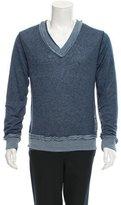 Dolce & Gabbana Pullover V-Neck Sweater