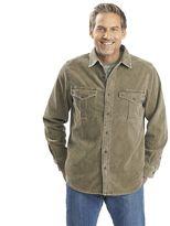 Woolrich Men's Hemlock Corduroy Button-Down Shirt