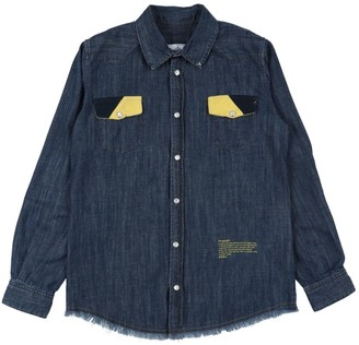 BERNA Denim shirts