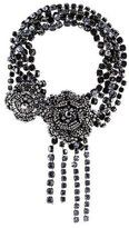 Vera Wang Crystal Multi-Strand Necklace
