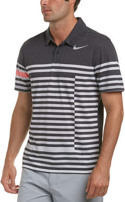 Nike Dri-Fit Striped Polo