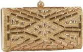 J. Furmani Women's 60239 Hardcase Stone Design Clutch