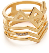 Madewell Crownstack Ring