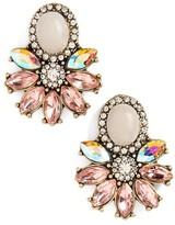 Sole Society Women's Crystal & Stone Earrings