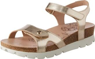 Panama Jack Women's Sulia Shine Flat Sandal