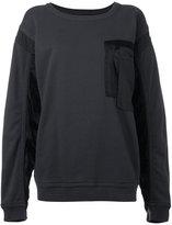 Haider Ackermann plain sweatshirt - women - Cotton/Rayon - S