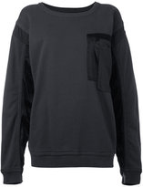 Haider Ackermann plain sweatshirt - women - Cotton/Rayon - XS