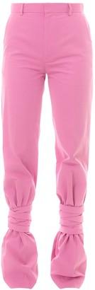 ATTICO Tie-Ankle Trousers