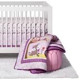 Bedtime Originals 3-Piece Crib Bedding Set - Lavender Woods