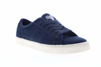 Gola Men's Tennis Mark Cox Wash Sneaker