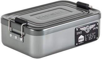 Diesel Aluminium Bento Box with Lid - Large