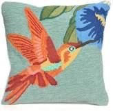 Liora Manné Hummingbird Sky Throw Pillow