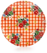 Certified International Frida Orange Melamine Dinner Plate