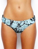Insight Blue Jupiter Bikini Bottom