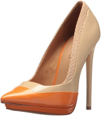 L.A.M.B. Women's Janey Color Block Pump