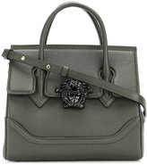 Versace small Empire Palazzo tote bag - women - Leather/Brass - One Size