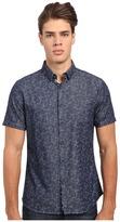 7 Diamonds Sea Breeze Short Sleeve Shirt