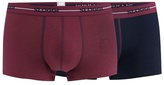 Sloggi Pack Of Two Purple Hipster Trunks