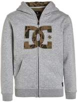 DC HOOK UP Tracksuit top grey heather