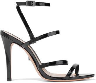 Schutz Ilara Patent-leather Sandals