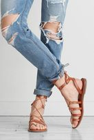 American Eagle Outfitters AE Toe Ring Lace-Up Sandal