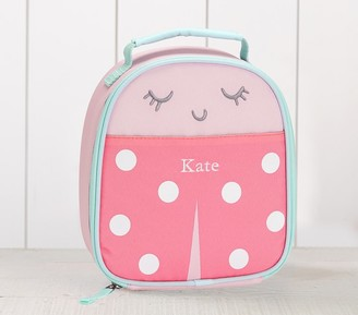 Pottery Barn Kids Lady Bug Little Critters Lunch Box