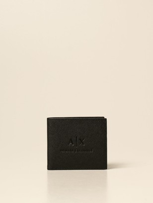 Armani Exchange Wallet Men