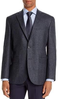 Jack Victor Micro-Check Regular Fit Sport Coat