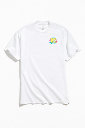 MTV 1981 Retro Abstract Logo Tee