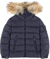 Moncler Down and feather coat - Byron