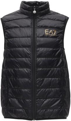 EA7 Emporio Armani Train Core Packable Light Down Vest