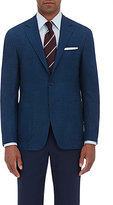 Canali Men's Kei Two-Button Sportcoat-BLUE