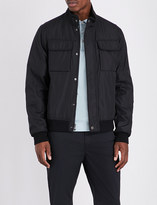 Michael Kors Shell bomber jacket