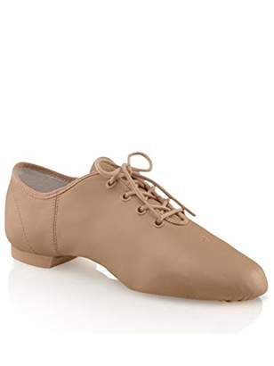 Capezio Unisex-Kid's E-Series Jazz Oxford Dance Shoe