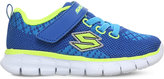 Skechers Synergy Low-top Knit Trainers 2-7 Years