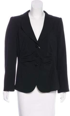 Armani Collezioni Structured Wool Blazer w/ Tags