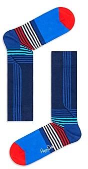 Happy Socks Folded Stripe Socks