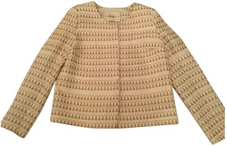 ELLA LUNA Ecru Jacket for Women