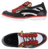 Giuseppe Zanotti Design Low-tops & sneakers