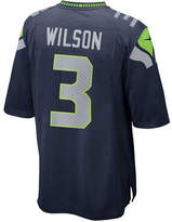 Nike Kids' Russell Wilson Seattle Seahawks Game Jersey, Big Boys (8-20)