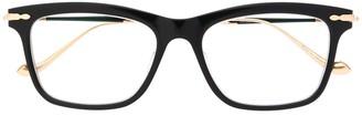 Matsuda M2049 rectangular frame glasses