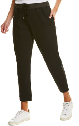 James Perse Two-Tone Sweatpant