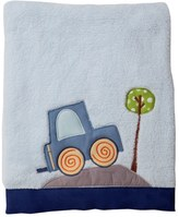 Lambs & Ivy Lambs and Ivy Little Traveler Fleece Blanket