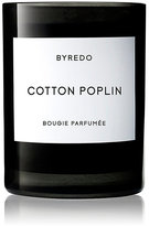 Byredo Women's Cotton Poplin Candle 240g