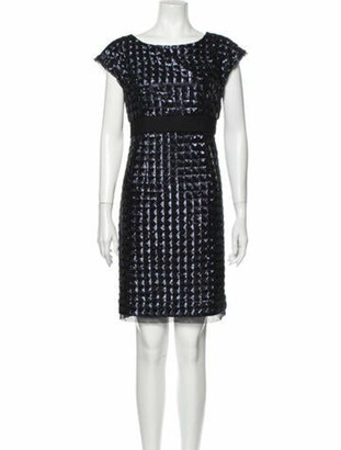 Chanel 2014 Mini Dress w/ Tags Blue