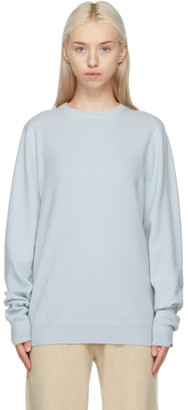 Extreme Cashmere Blue Cashmere N128 Be Sweater