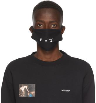 Off-White Black New Logo Mask