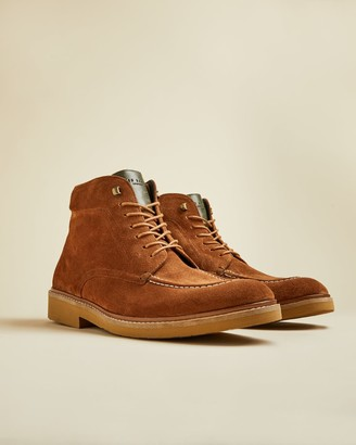 Ted Baker Casual Suede Ankle Boots